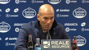 """Zidane: """"Isco hace cosas en el campo que no todo el mundo hace"""""""