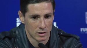 "Fernando Torres: ""No tenemos miedo a nadie"""