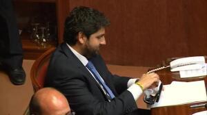 López Miras pierde la primera votación en Murcia