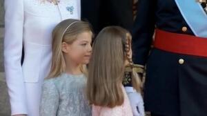 La Infanta Sofía cumple 10 años