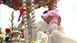 El santuario de la Virgen de la Cabeza acoge la romería más antigua de España