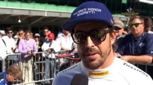 Indy 500 - Fernando Alonso saldrá quinto en parrilla