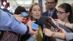 Ana Pastor anuncia que el debate de la moción de censura será el 13 de junio