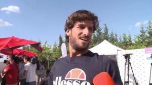 """Feliciano López: """"Estoy fenomenal"""""""