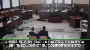 El Supremo confirma los 21 meses de prisión para Messi