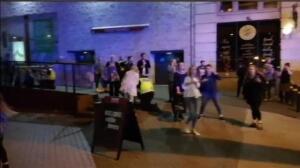 Tres detenidos en relación con el atentado de Mánchester en plena alerta máxima