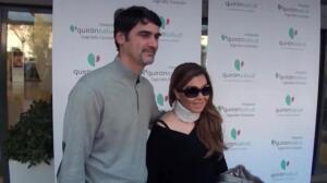 Campanario, ingresada de nuevo por su fibromialgia