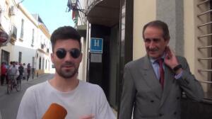 Alejandro Albalá, el largo divorcio de Isa Pantoja
