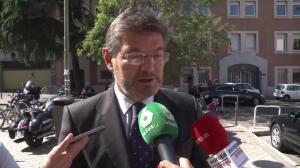 "Catalá a Puigdemont: ""No se puede negociar el referéndum"""