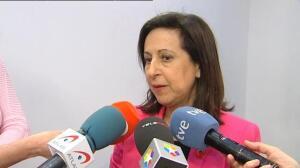 """Margarita Robles: """"El PSOE no va a apoyar en ningún caso la moción de censura"""""""