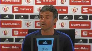 Luis Enrique no descarta volver al banquillo del Barça en un futuro