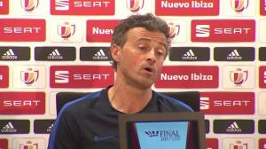 Luis Enrique no descarta regresar al Barça