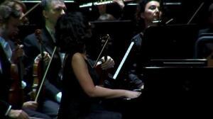 La seducción de la pianista georgiana Khatia Buniatishvili