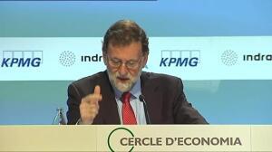 """Rajoy sobre el referéndum: """"Ni quiero, ni me lo creo, ni siendo yo presidente se va a producir"""""""