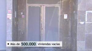 En España hay casi 90.000 viviendas okupadas