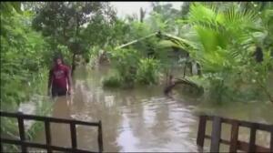 Más de 150 muertos por las inundaciones en Sri Lanka