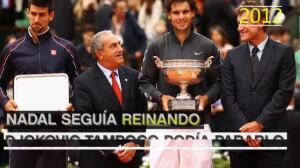 Roland Garros - Nadal abre candidatura para la 'Décima'