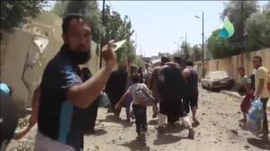 Atrapados en Mosul sin comida, sin agua y sin medicinas
