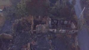 Bomberos consideran provocado el fuego de Portugal
