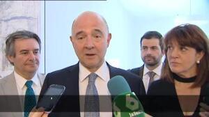 """Moscovici cree que la abstención del PSOE al CETA """"no es una opción"""""""