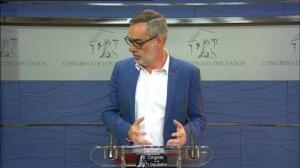 """Villegas: """"El PSOE sabrá si quiere estar al lado de los Pablo Iglesias de turno"""""""