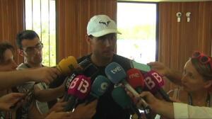 """Rafa Nadal: """"El nivel al que estoy ahora no es suficiente para competir en Wimbledon como me gustaría"""""""