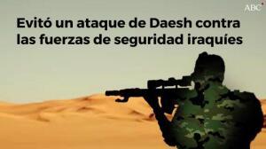 Un francotirador canadiense abate en Irak a un yihadista desde 3.450 metros de distancia