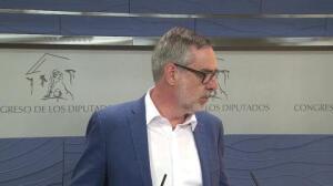 """Cs acusa a diputados críticos de """"robar"""" el escaño"""
