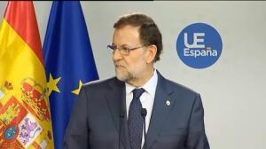 """Rajoy, dispuesto a hablar con Sánchez cuando """"desee"""""""