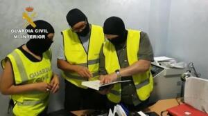 Operación contra el terrorismo yihadista en Melilla