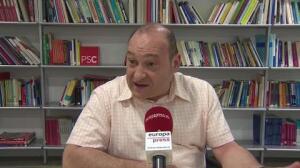 """Carles Ruiz: """"Sánchez,el mejor aliado para Cataluña"""""""