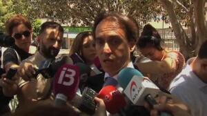 """Álvaro Gijón: """"No dimito porque no soy corrupto"""""""
