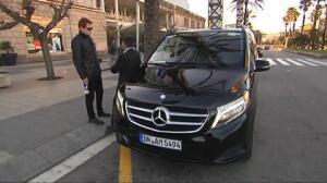 Nueva jornada de huelga en el sector del taxi