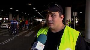 Barcelona se queda 24 horas sin taxis por la huelga del sector