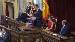 El rey Juan Carlos I no acude a la celebración de los 40 años de las elecciones