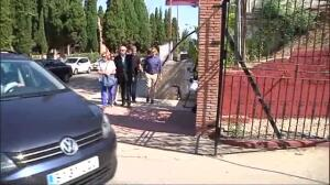 Los restos mortales de Blesa descansan ya en el panteón familiar de Linares (Jaén)