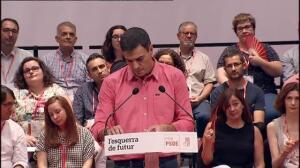 """Pedro Sánchez pide a Rajoy que colabore con la Justicia """"sin silencios cómplices"""""""