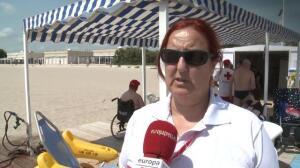 Las playas valencianas cada año más accesibles