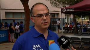 """Turull acusa al Gobierno de Rajoy de """"actuaciones más propias del tardo franquismo"""""""