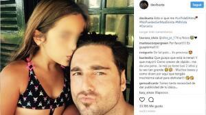 David Bustamante se reencuentra con su hija Daniella