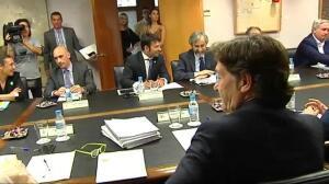 El CSD suspende cautelarmente a Villar como presidente de la RFEF durante un año