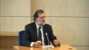 """Rajoy: """"Me ocupaba de la política, no de la contabilidad"""""""