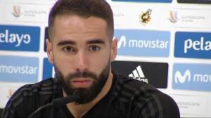 """Carvajal: """"Cristiano está jodido por la sanción"""""""