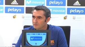 Valverde no entra a valorar la sanción de cinco partidos a Cristiano Ronaldo