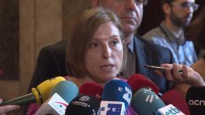 """Forcadell aplaza tramitar la ley del referéndum por su """"complejidad"""
