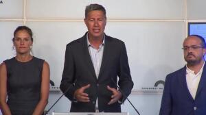 PP critica que no incluyan la tramitación del referéndum