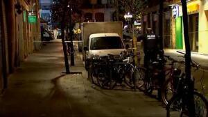 Comienza el levantamiento de cadáveres en La Rambla de Barcelona