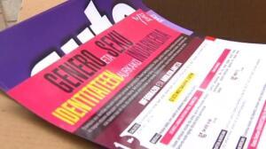 """El """"Semana Grande"""" de Bilbao empieza sus preparativos con pancartas contra las agresiones"""