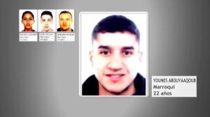 Younes Abouyaaqoub, se convierte en el hombre más buscado