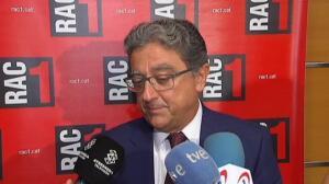 """Milló confirma la identificación del conductor del atentado de La Rambla: """"Se trata de darle caza lo antes posible"""""""